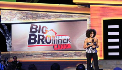 Big Brother Canada &amp; host Arisa Cox