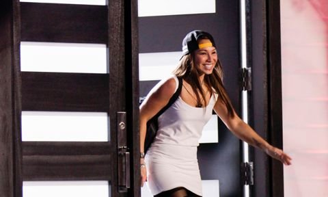 Kat evicted on Big Brother Canada