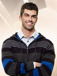 Alec Beall on Big Brother Canada