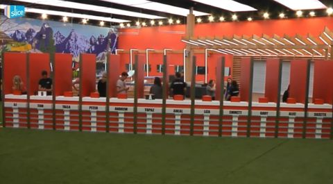 Big Brother Canada HoH competition