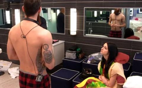 Big Brother Canada 2 - Kenny & a Hot Dog