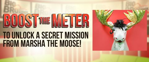 Marsha the Moose - Big Brother Canada 2