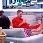 HGs gathered in HoH room