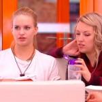 Heather and Allison
