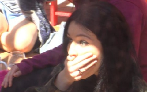 Rachelle shocked by Kenny's revelation