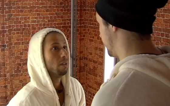 Jon and Adel talk game