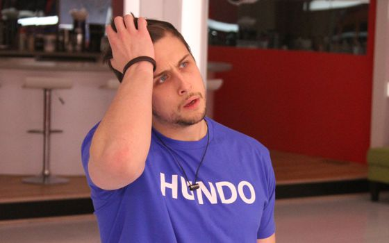 Jon Pardy ponders Big Brother Canada