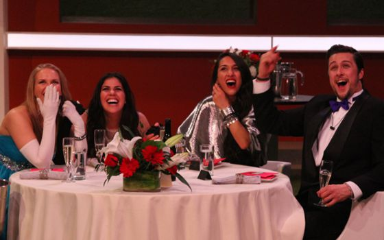 Big Brother Canada Houseguests at the Awards Showa