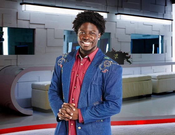 Godfrey Mangwiza - Brother Brother Canada 3 Houseguest
