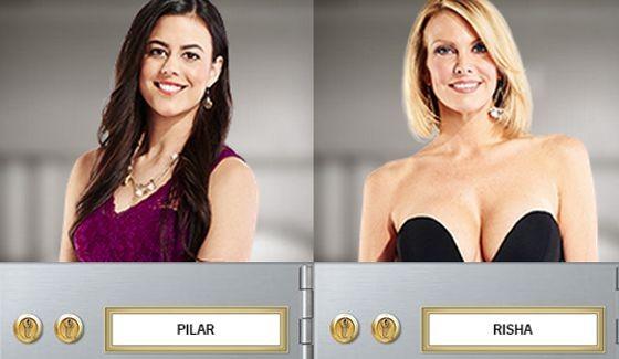 Big Brother Canada 3 HGs Pilar & Risha