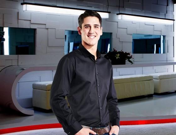Zach Oleynik - Big Brother Canada 3