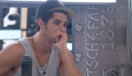 Zach Oleynik is feeling worried on BBCAN3