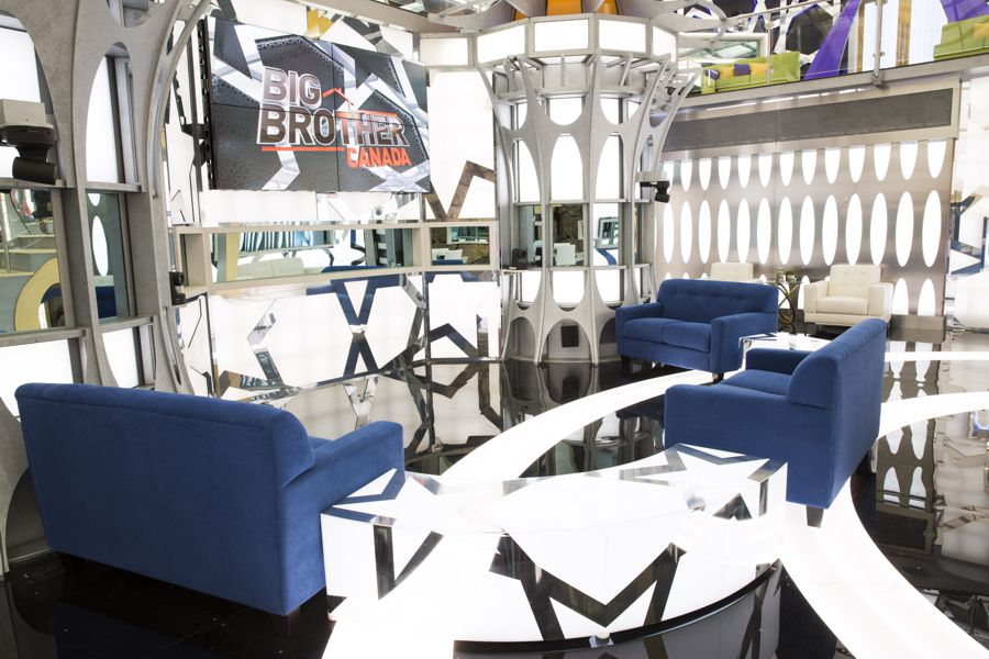 Big Brother Canada 4 – Living area 04