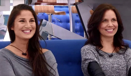 Big Brother Canada 4 Houseguests Cassandra & Christine