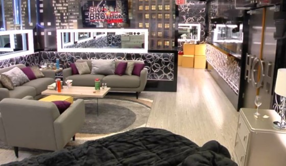 Big Brother Canada 4's Head of Household Room
