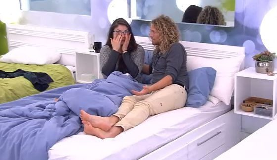 Tim and Cassandra face eviction on the Block