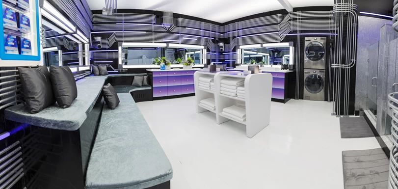 Bbcan5 Bathroom Big Brother Network Canada