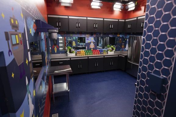 BBCAN5 Pantry